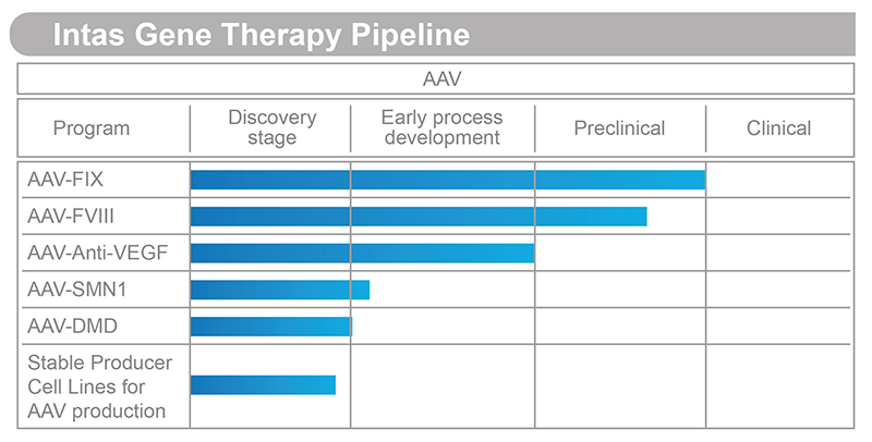 Gene Therapy Pipeline